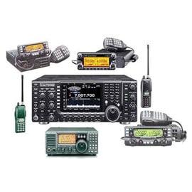 Ασύρματοι Πομποδέκτες VHF/UHF/HF
