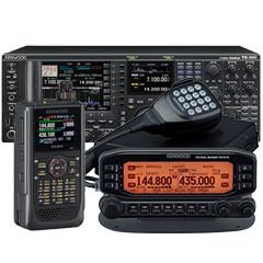 Amateur Radio VHF/UHF/HF/10 Meter